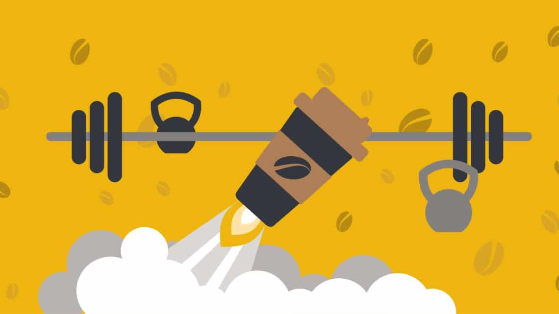 Koffein und Kraftsport – was Sie wissen müssen