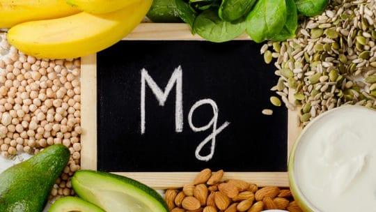 Magnesiummangel – Wenn die Wade zwickt, fehlt oft Magnesium