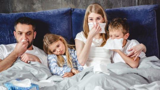 Was hilft vor und während einer Erkältung?